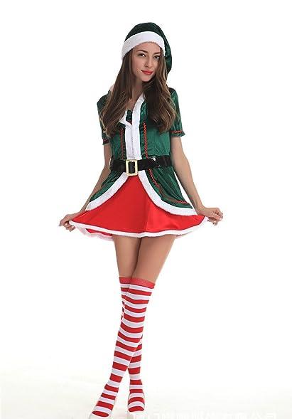 Sexy female santa costume