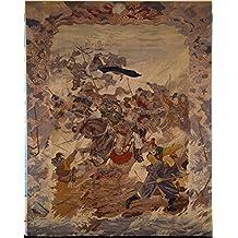 Kawashima Jimbei II - The Mongol Invasion - Small - Matte Print