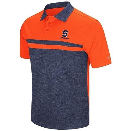 2cea2a96 official replay men039s orange polo shirt 22840 3c6ed; official mens  syracuse orange polo shirt s faf73 a159e