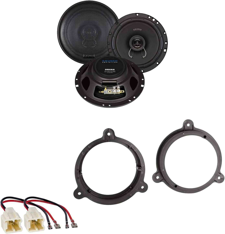 Lautsprecher Einbauset Kompatibel Mit Renault Koleos Elektronik