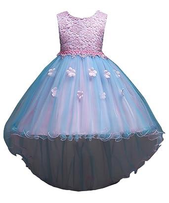 Kleid vorne kurz hinten lang madchen