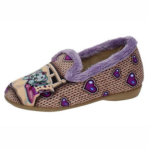 VULCA-BICHA 1240 Zapatillas DE Ositos NIÑA Zapatillas CASA: Amazon.es: Zapatos y complementos
