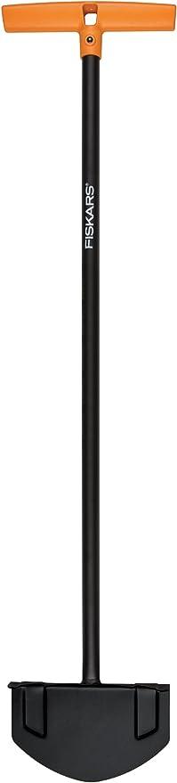 Fiskars Long-handle Steel Edger - Best Construction