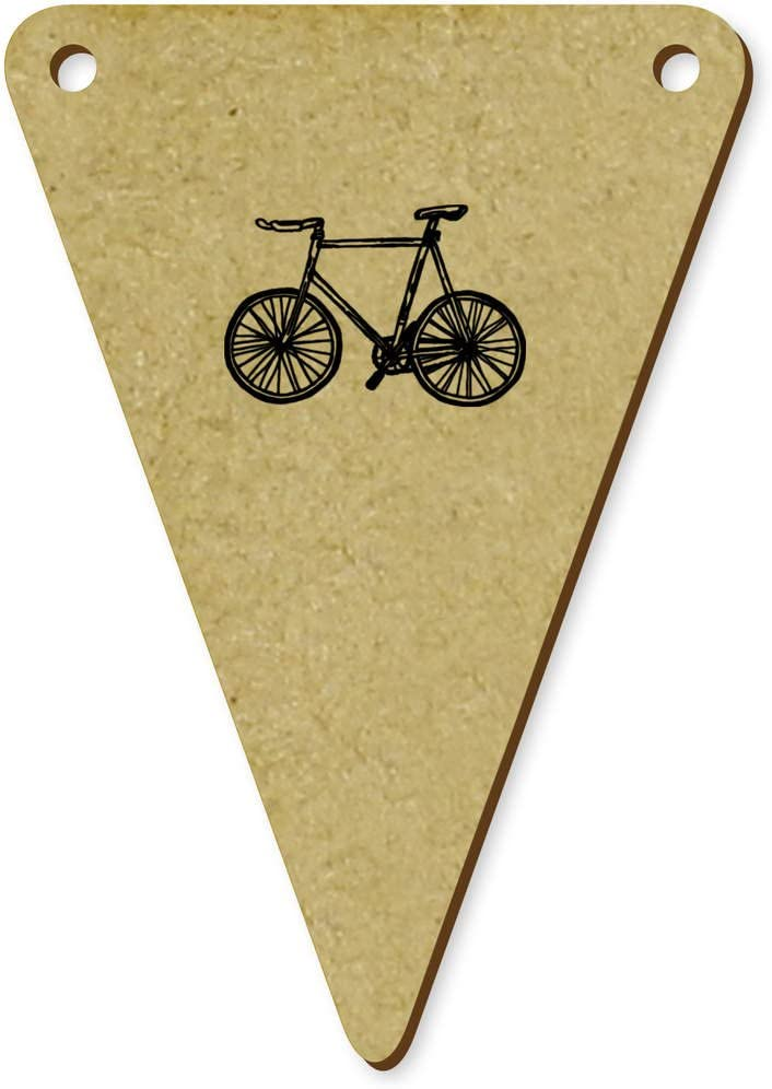 Azeeda 5 x 70mm Bicicleta Banderines / Banderas (BN00004245 ...