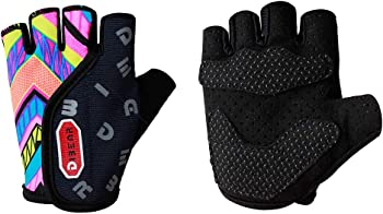 DIBEAR Skateboard Gloves