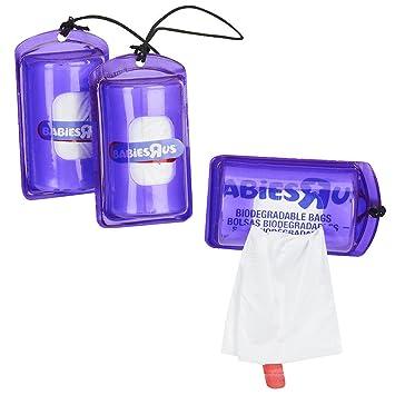 Amazon.com: Bebés R nosotros pañales bolsas de basura: Baby