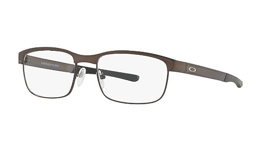 1e7d70d1ff OAKLEY OX5132-513202 SURFACE PLATE Eyeglasses 54mm  Amazon.com.au ...