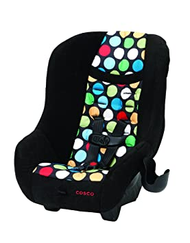 Cosco 22182CBDZ Scenera Next Convertible Car Seat Broadway Dots