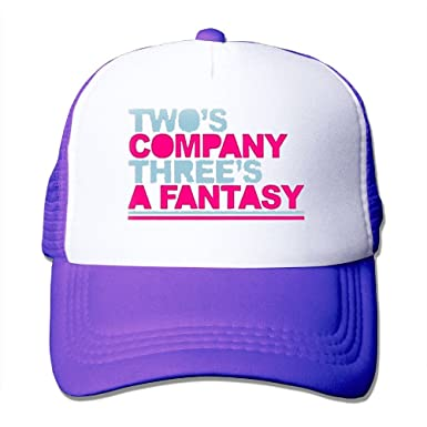50de0d1cd2d Amazon.com  Two s Company Sweatshirt.Custom Breathable Trucker Mesh ...