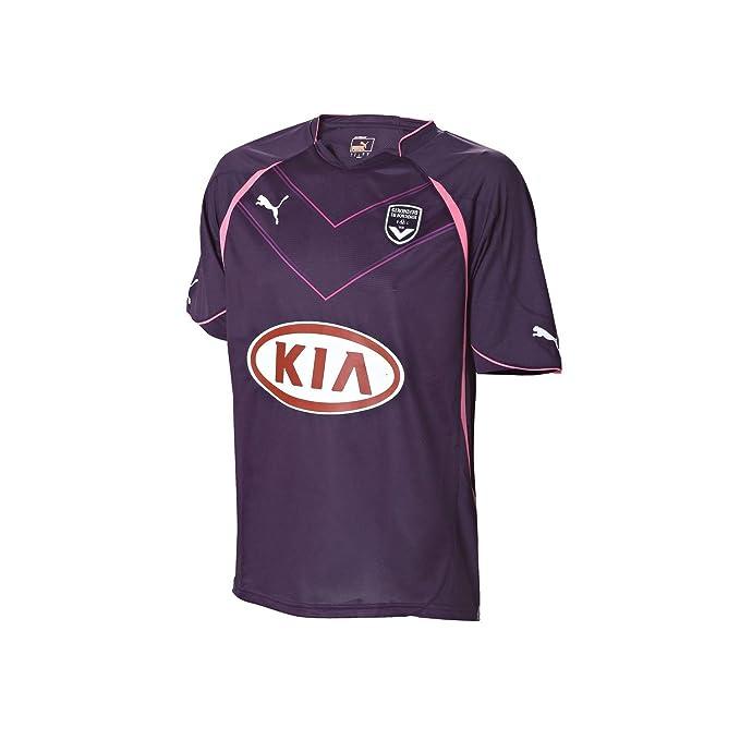 FC GIRONDINS DE Burdeos 10/11 tercera camiseta de fútbol, color morado