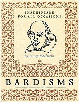 Book Bardisms