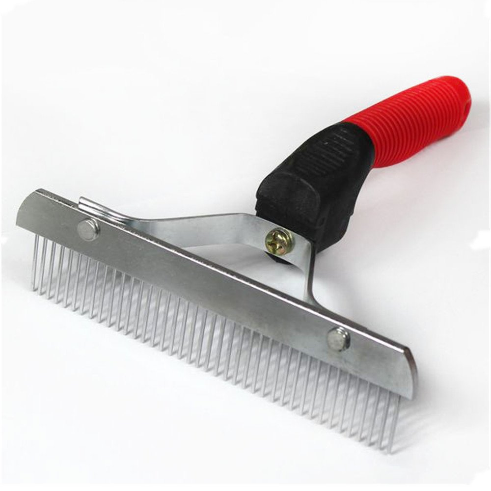 LXLP Dog Brush & Cat Brush For Small, Medium & Large Dogs and Cats, With Short to Long Hair. Dramatically Reduces Shedding In Minutes Guaranteed