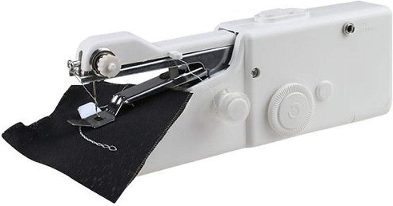 Puzzle * Mini máquina de coser portátil Smart Electric Tailor Stitch Máquina de coser de mano para viajes a casa