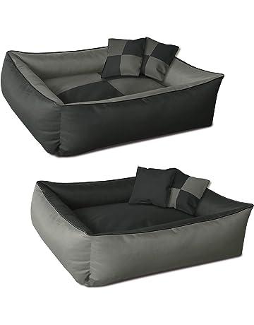 BedDog 2 en 1 colchón para Perro MAX Quattro XXL Aprox. 120x85 cm, 8