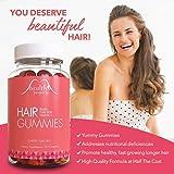 HEALTH PROPERLY - Hair Gummy Vitamins for Healthy