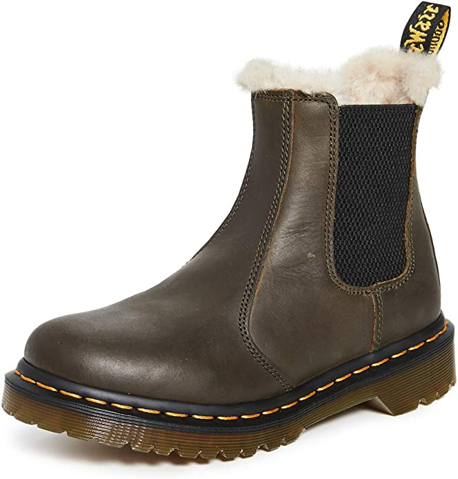 Dr. Martens Kid's Collection 2976 Leonore (Big Kid)