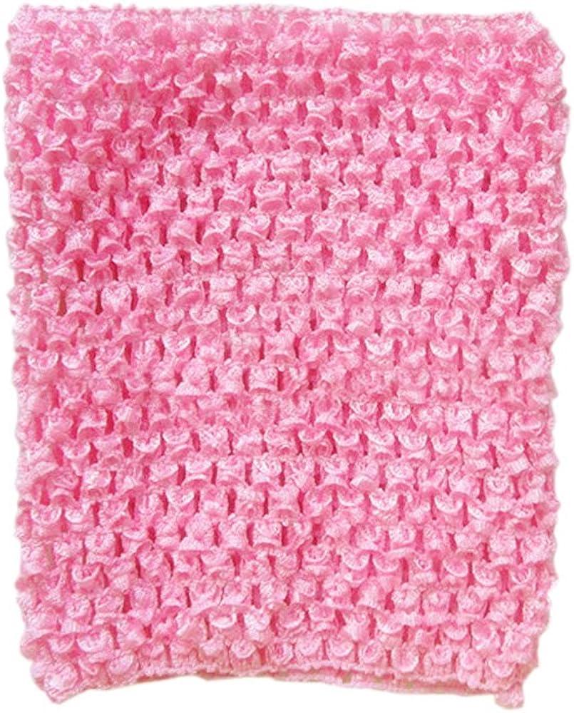 Vococal - 9 Pulgadas Largo Crochet Tutú Tubo Tapas Pecho Abrigo ...