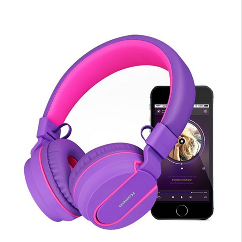 Amazon.com: KANEN Nueva Bt-05 Headset Auricular Plegable ...