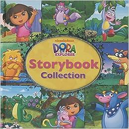 Dora the Explorer Storybook Collection: Amazon co uk