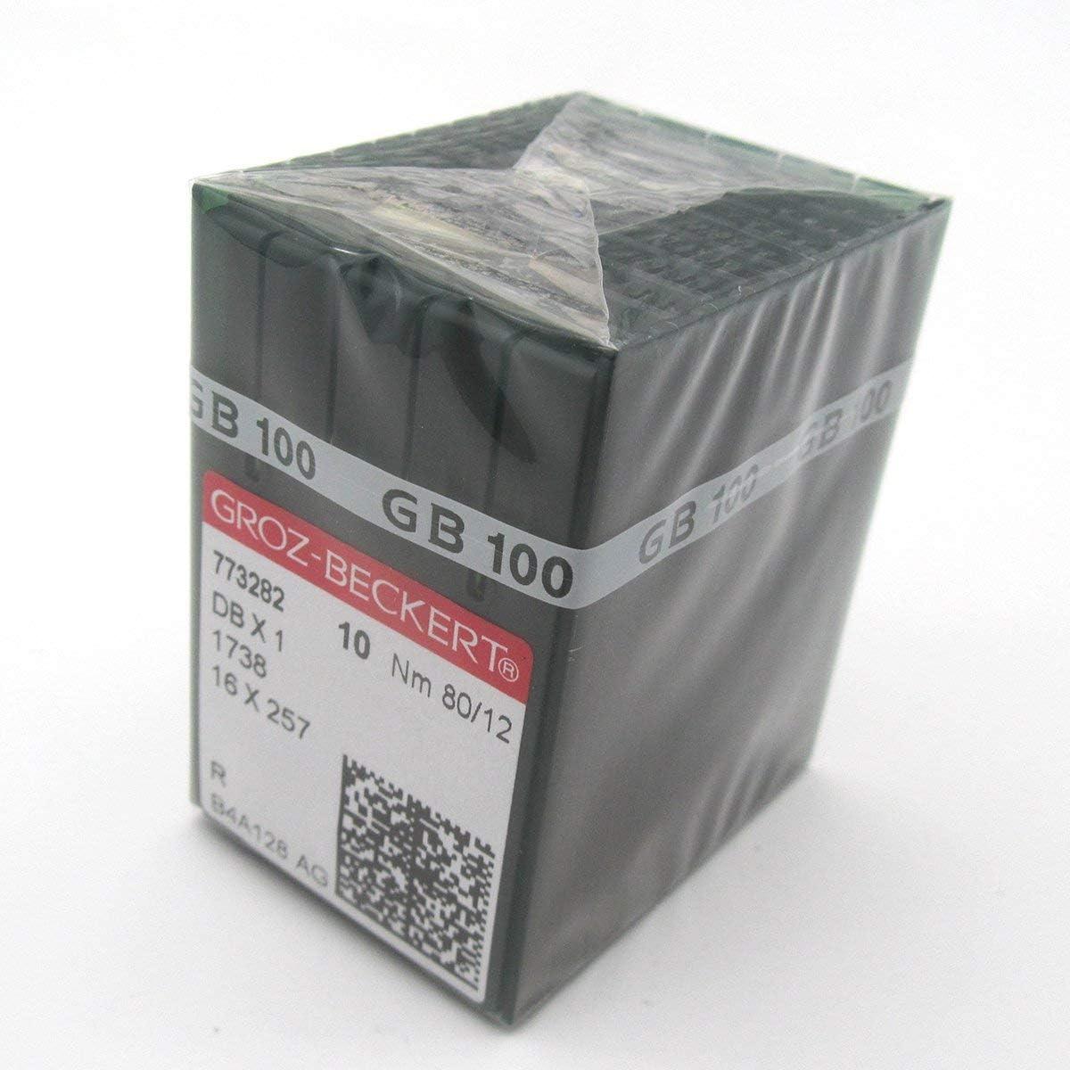 Amazon.com: kunpeng – 100pcs Groz BECKERT DBX1, 1738 16 x ...