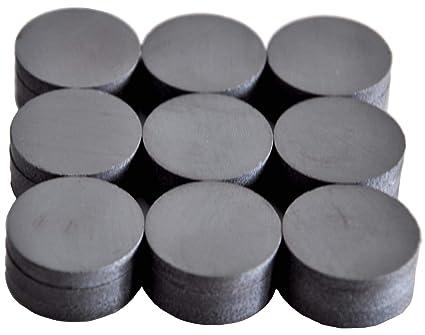 amazon com cutequeen 27pcs round ceramic industrial ferrite magnets
