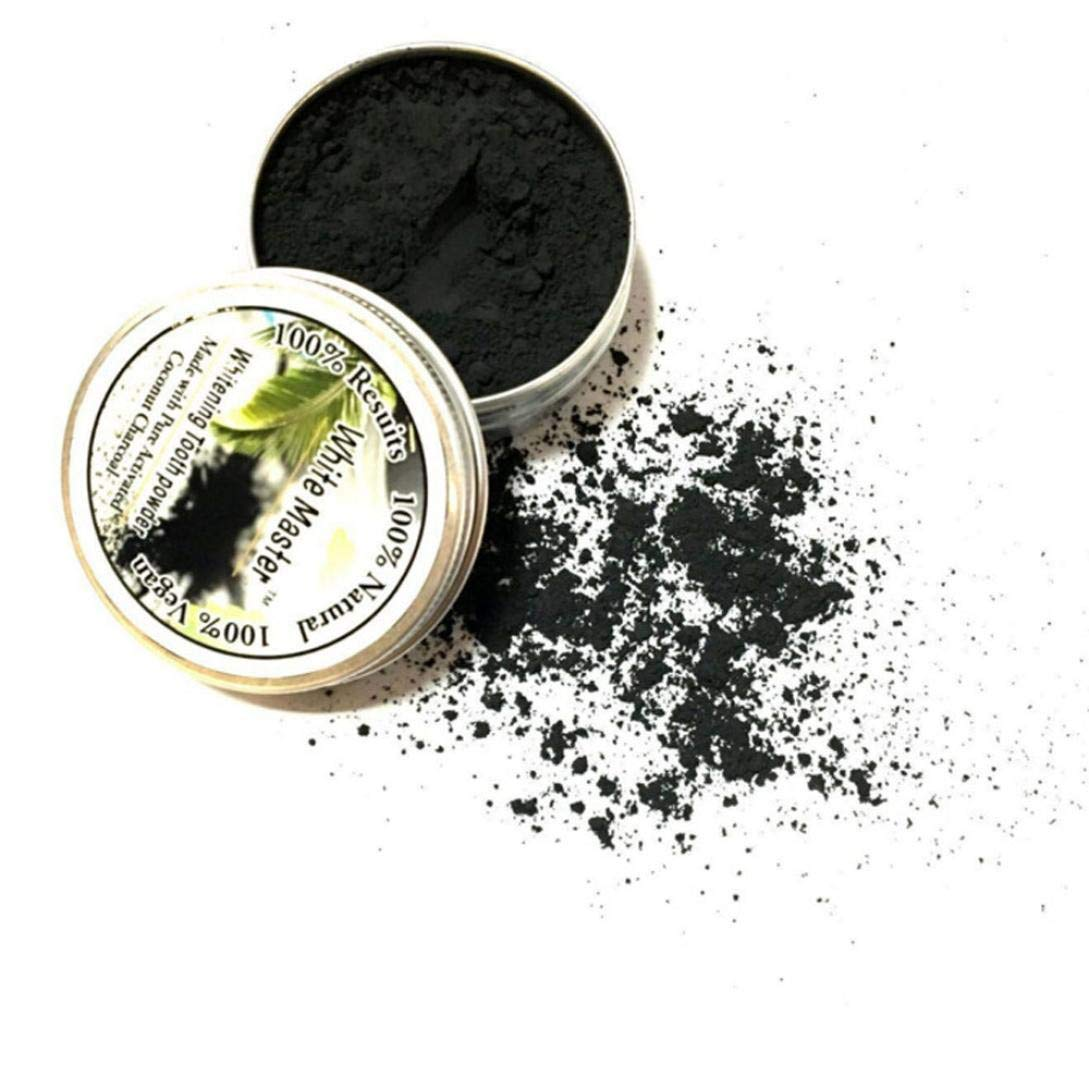 JPJ(TM) New❤Teeth Powder❤1pcs Hot Fashion Teeth Whitening Natural Organic Activated Charcoal Bamboo Powder with Toothbrush (Multicolor) by ❤JPJ(TM)❤️_Hot sale (Image #7)