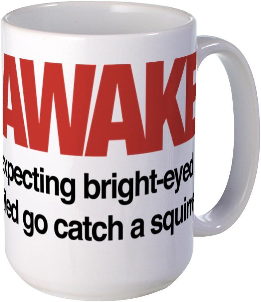 Amazon Com Cafepress I M Awake Coffee Mug Large 15 Oz White Coffee Cup Kitchen Dining