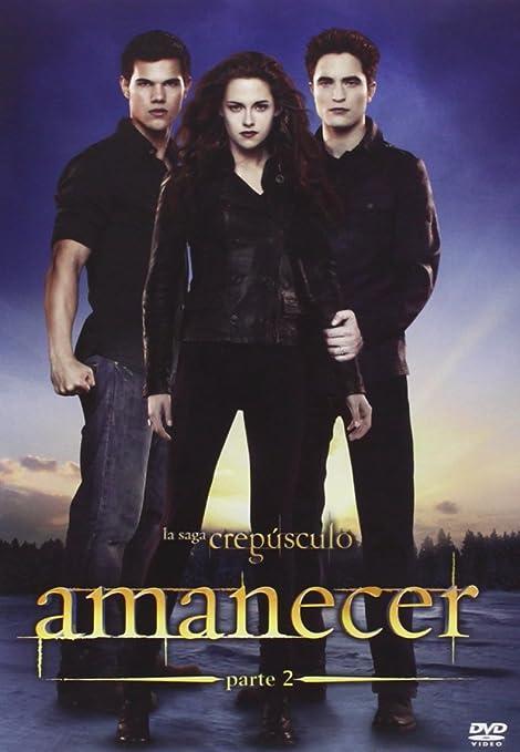 Amanecer 2 [DVD]: Amazon.es: Kristen Stewart, Robert Pattinson ...