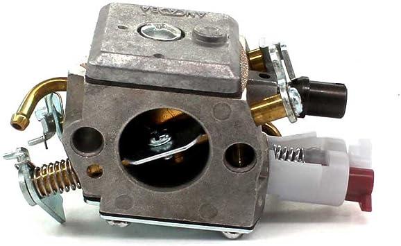 Hippotech Zama C3-EL42 Carburatore Carburatore per Husqvarna 340 340E 345 346 346XP 350 351 353 Motosega Sostituisce 503283208