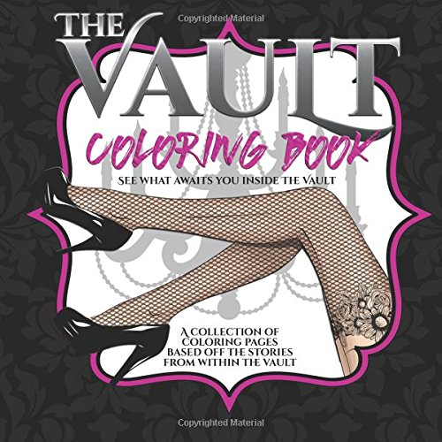 The Vault - Coloring Book