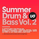 Ukf Summer Drum & Bass Vol.2 (CD+Mp3)