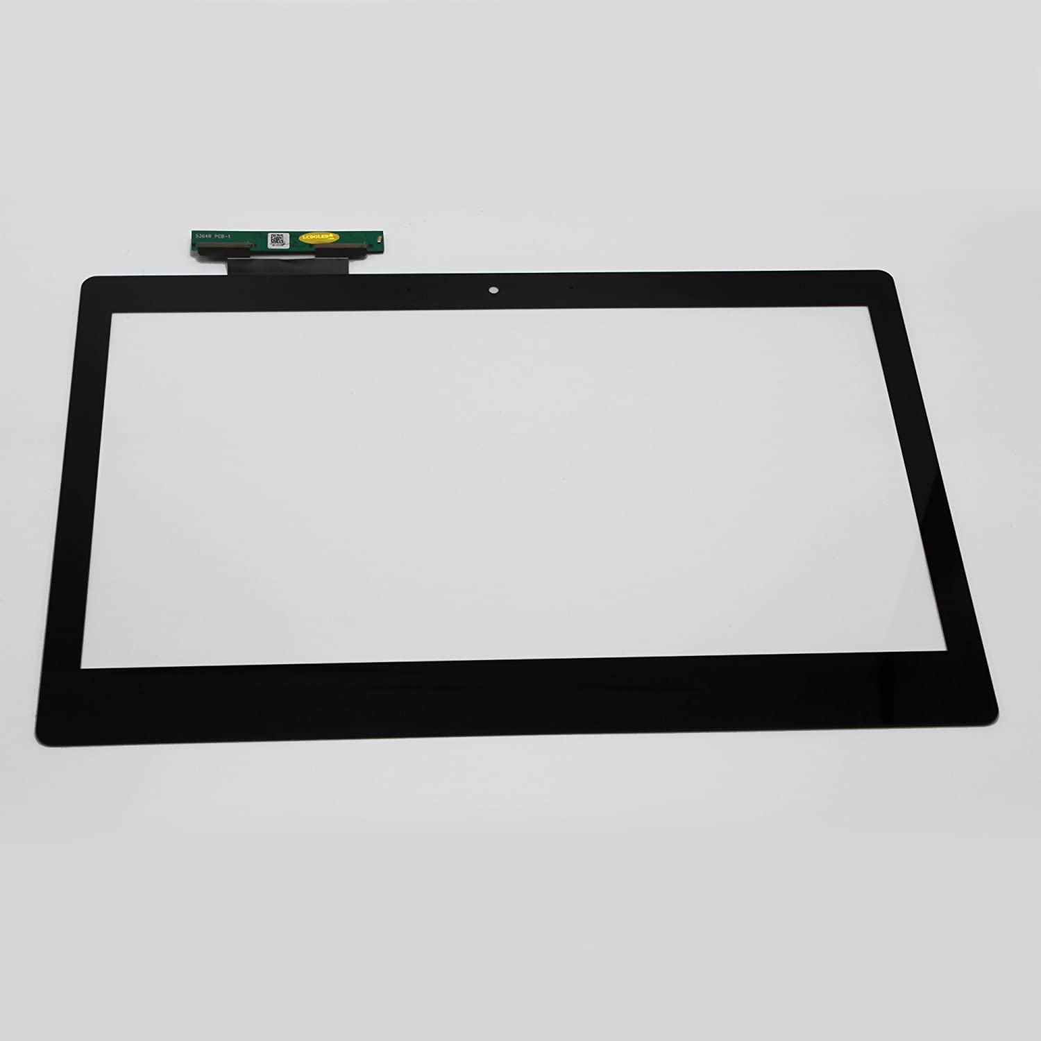 LCDOLED Touch Laptop Screen Glass Panel + Digitizer 14 inch for Dell Inspiron 14R 14 (7437)