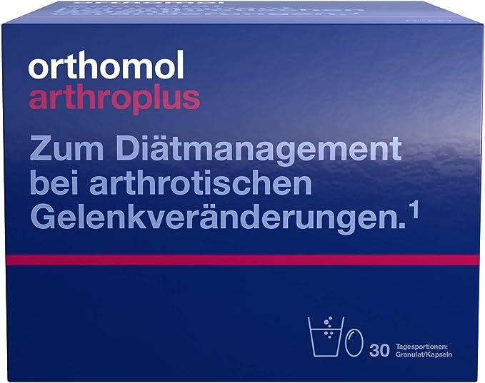 Imagen deorthomol arthroplus Tagesportionen, 30 pzas Bolsitas