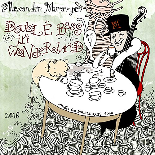 """The Lobster Quadrille (with Percussion) [From """"Alice in Wonderland"""" Suite] by Alexander Muravyev ..."""