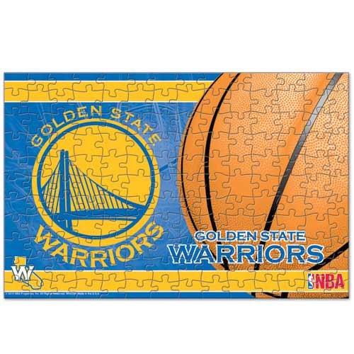 "WinCraft NBA Golden State Warriors 150-Piece Team Puzzle,11"" x 17"" (150pc)"