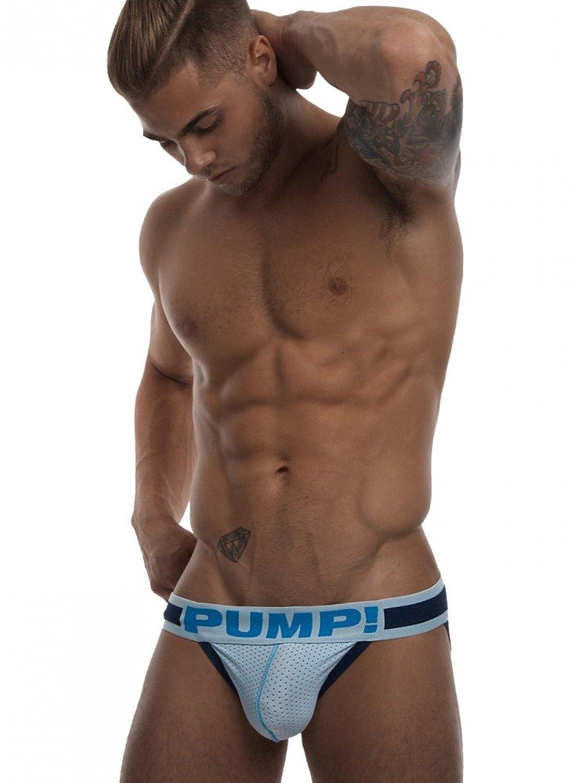 Pump! 15027 True Blue Jock Blue