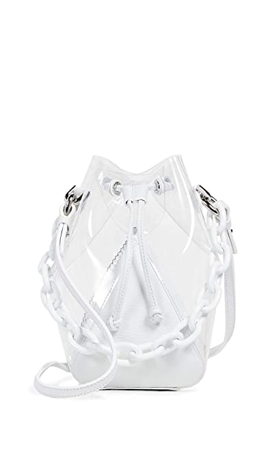 THE VOLON Women s Mani Mini Bucket Bag