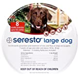 Bayer Seresto Flea and Tick Collar, Large Dog, 2Pack