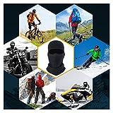 Purjoy [2-Pack] Wind-Resistant Balaclava Ski Mask