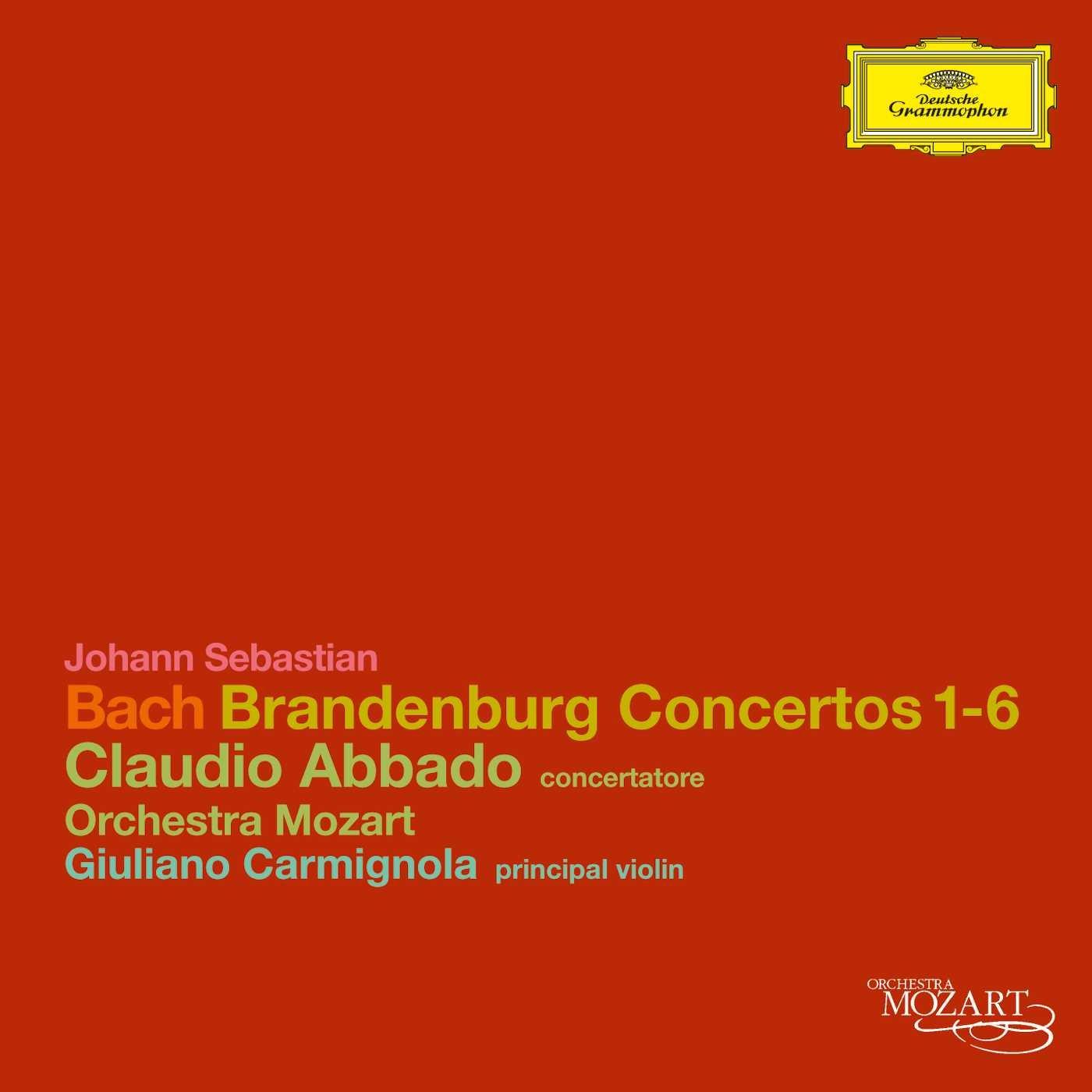 Bach: Brandenburg Concertos Nos. 1 - 6