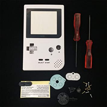Carcasa Completa para Nintendo Game Boy Pocket GBP-Come con ...