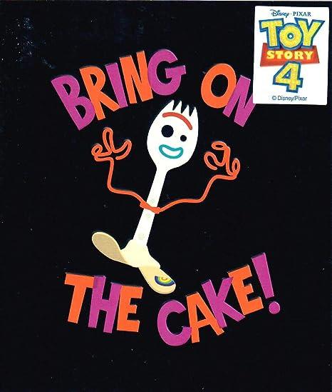 Toy Story 4 - Trae el pastel. - Tarjeta de cumpleaños ...