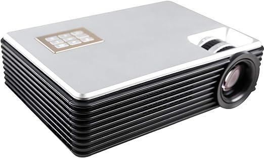Proyector Proyector portátil de 11000 lúmenes 4K WiFi 2.4G / 5.0G ...