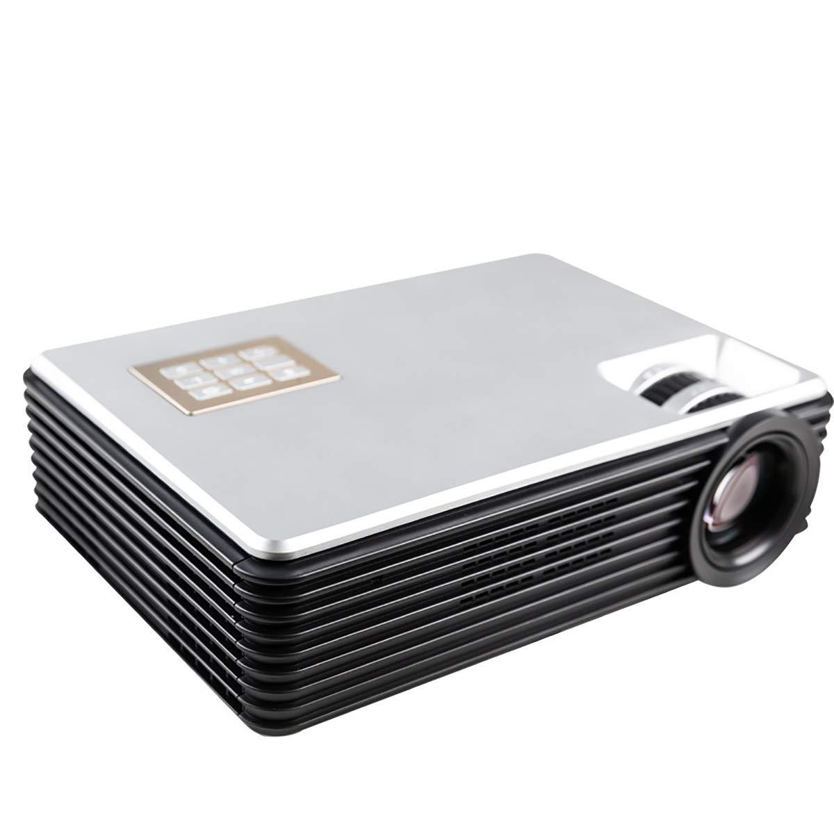 Ai LIFE Proyector 1080P Video proyector de 12000 lúmenes HD 1080P ...