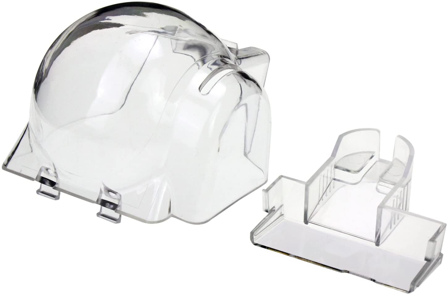 keesin Protector de tapa de cardán cámara y lente Filtro abrazadera cierre Clip Holder Drone accesorios para DJI Mavic Pro transparente