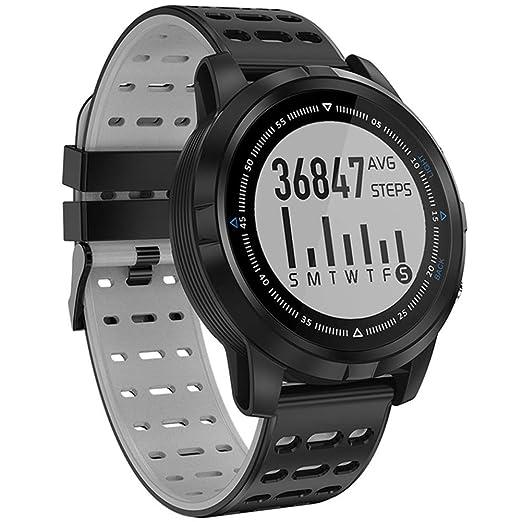 MJ-Smartwatch Reloj Inteligente Hombres Mujeres Incorporado ...