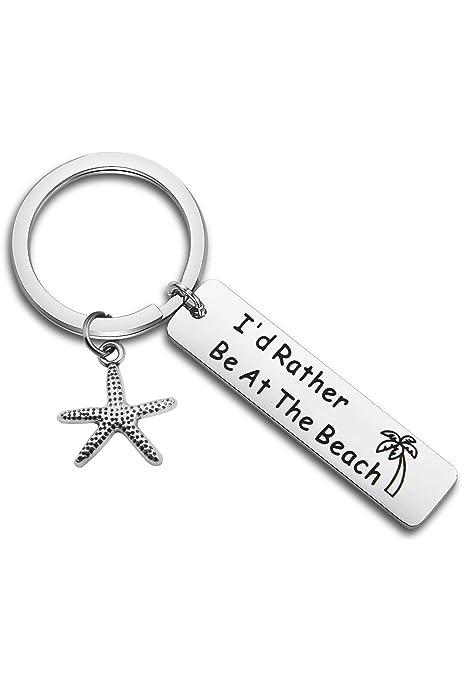 Amazon.com: Choroy YOLO llavero regalo para la mejor amiga ...