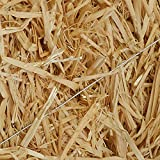 FloraCraft Decorative Straw Bale 12 Inch x 12 Inch