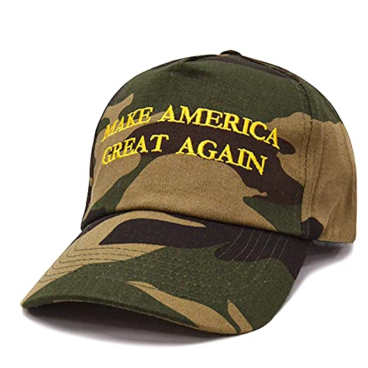 b649e2fcabb26 ROWILUX Camo Style Trump Hat 2020 Campaign Hat Make America Great Again