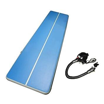 Taekwondo Cama de gimnasia, colchón hinchable de aire, colchón de ...